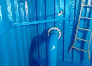 STEEL WATER TANK COATING