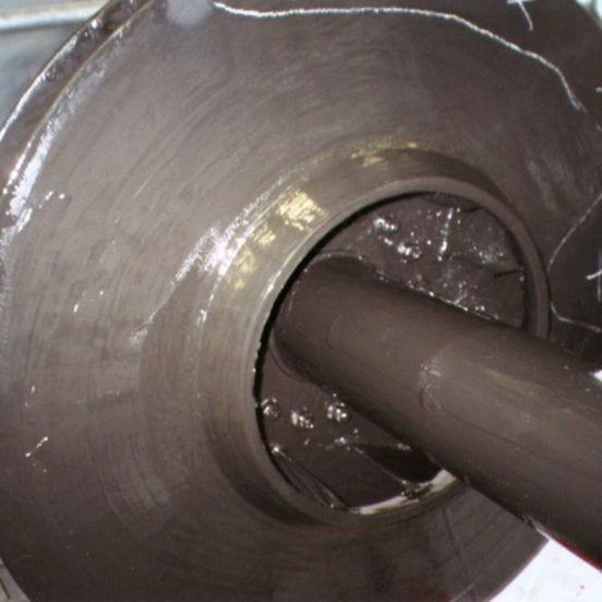 M-CERAMIC 500 - Epoxy Ceramic High Temperature Coating