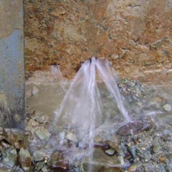 M-CRETE 500 - Concrete Leak-Stop System