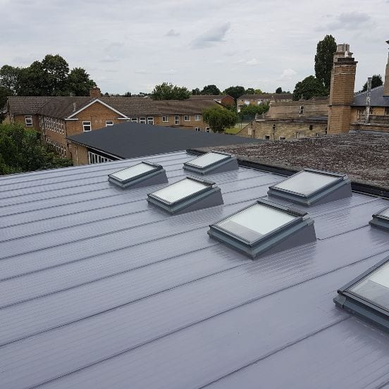 M-ROOF 200 - Single Component Acrylic Roof Membrane