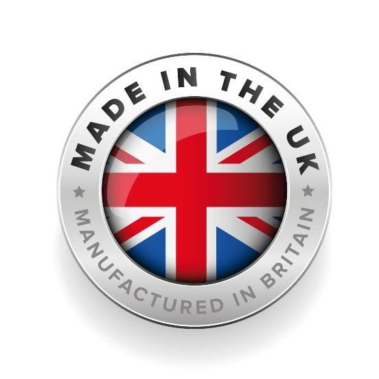 Made in the UK - M-FLOOR 100 - High Build Epoxy Floor Paint
