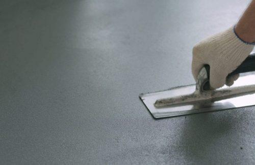 Concrete epoxy repair mortar