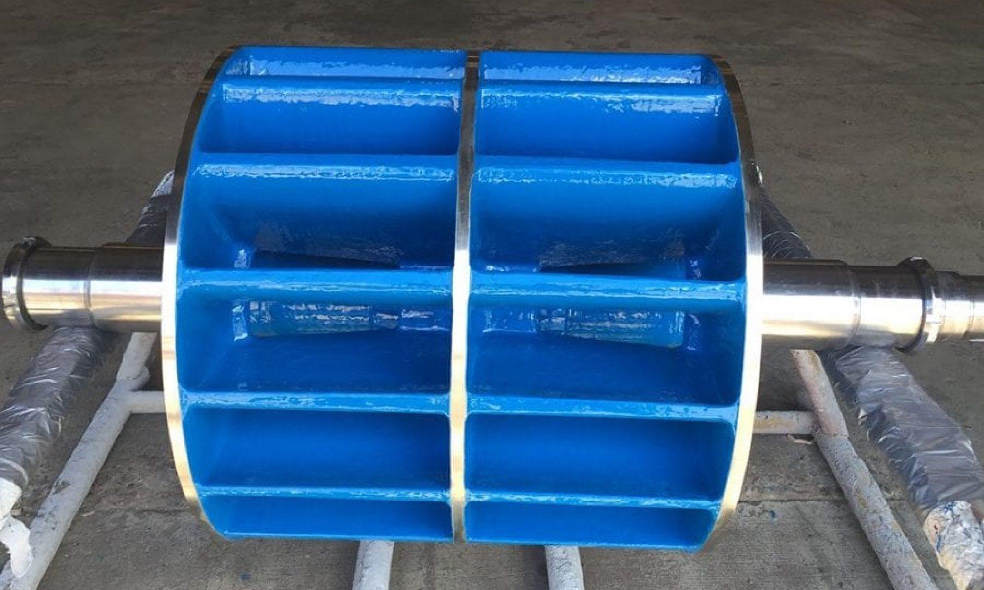 rotary valve wear