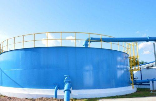 Storage tank lining